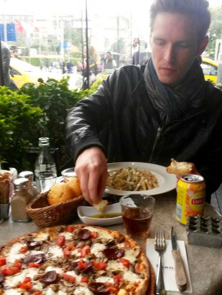 Bild Basti Pizza
