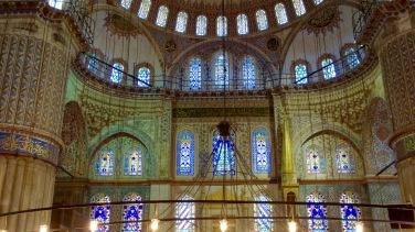 innen Blaue Moschee